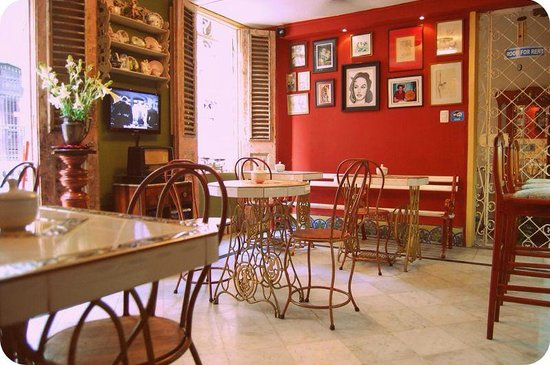 Cafe Arcangel: Our newly remodeled dinning room.