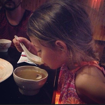 Osaka Japanese Steakhouse: Took our 3 year old daughter for her first time and she loved it! The place was a lot nicer than