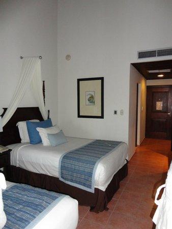 Dreams La Romana Resort & Spa: Zimmer im 2. Stock