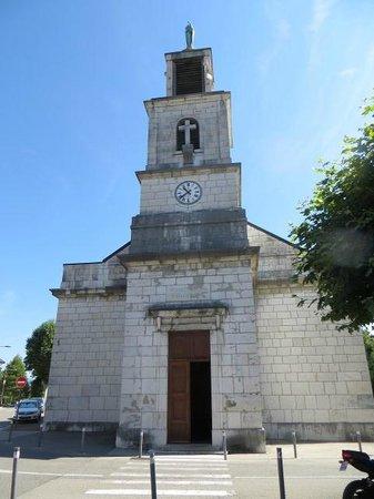 Ville de Divonne-les-Bains: Church