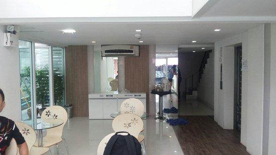 Nantra Ekamai Hotel: Lobby