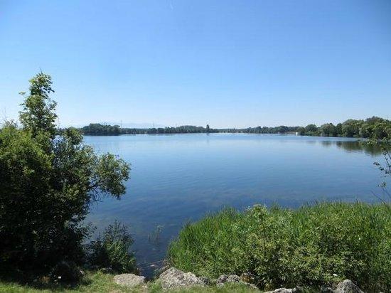 Ville de Divonne-les-Bains: Lake