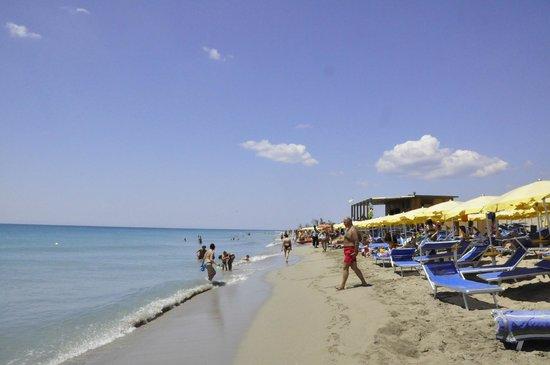 La Giurlita Hotel: Spiaggia