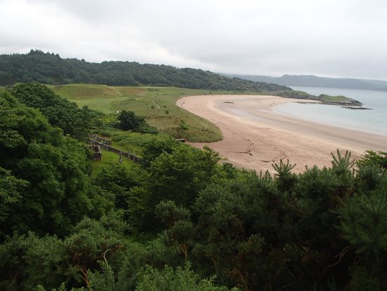 Gairloch Hotel : Lovely beach