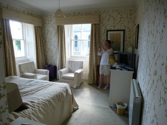 The Lake of Menteith Hotel: Our Room 7