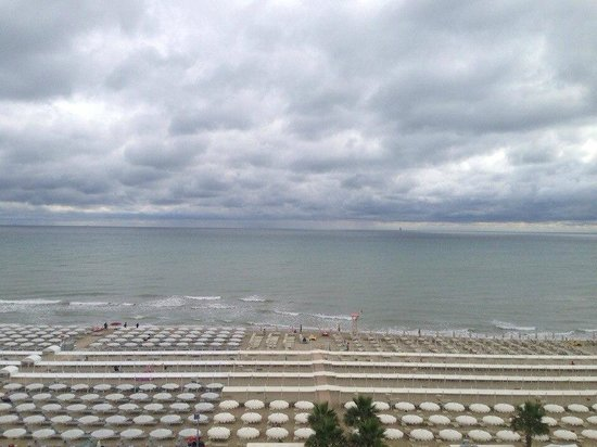 Hotel Ca' Bianca: вид с крыши