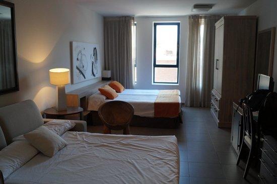 Eco Alcala Suites: Chambre quadruple Eco Alcala Madrid