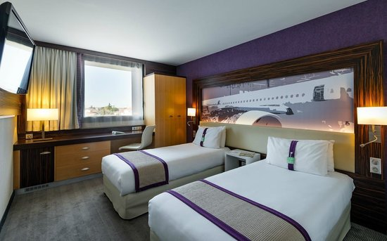 Holiday Inn Toulouse Airport : Chambre Twin