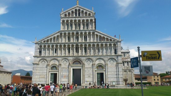Duomo Pisa : Cathedral