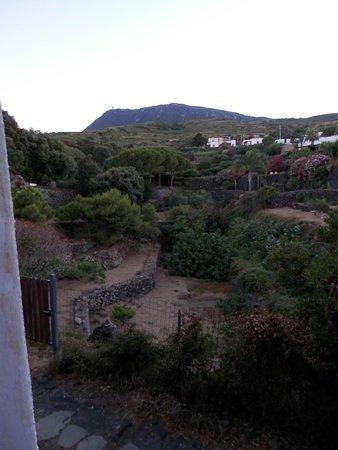 Casa vacanze Biblioteca du Prufissuri: Vista montagna