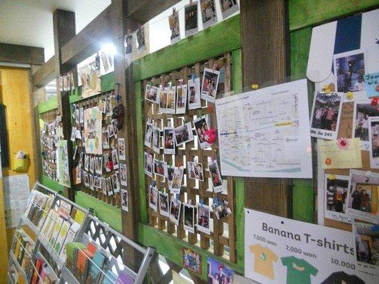 Banana Backpackers: many photo here