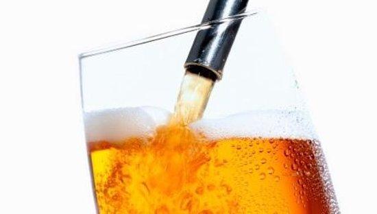 Belgian Beer Bar/restaurant: Draft beer