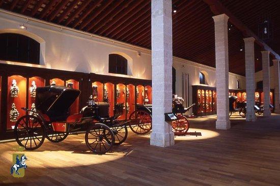 Fundacion Real Escuela Andaluza del Arte Ecuestre: Museo del Enganche