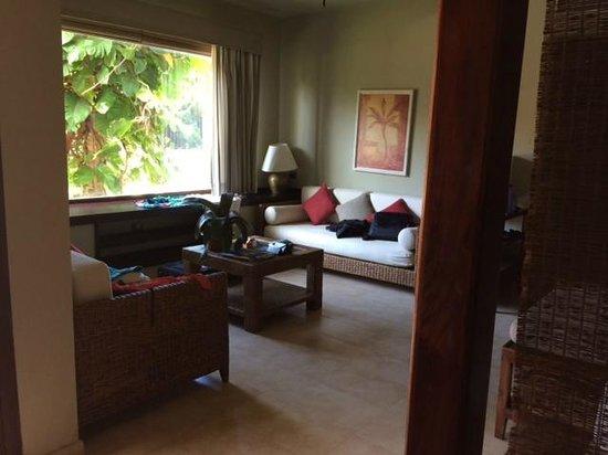 Sivory Punta Cana Boutique Hotel: Le salon