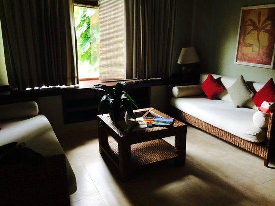 Sivory Punta Cana Boutique Hotel: Le coté Salon