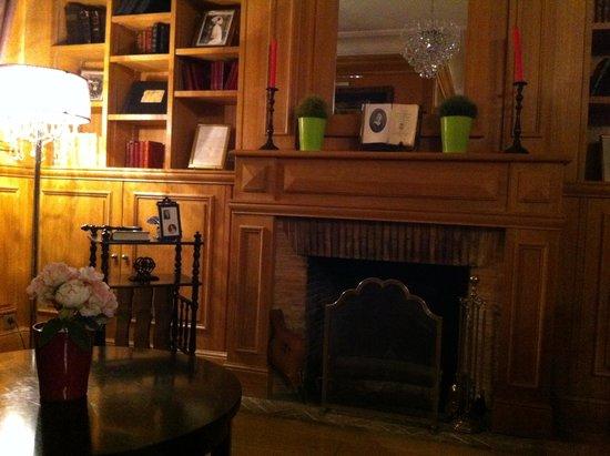 Hotel Cordelia: лобби отеля