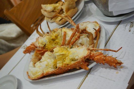 Cervejaria Ramiro: Rock lobster