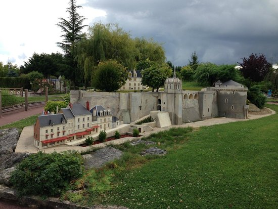 Parc des Mini-châteaux : Amboise
