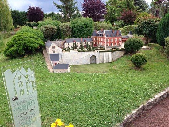 Parc des Mini-châteaux : Le Clos Lucé