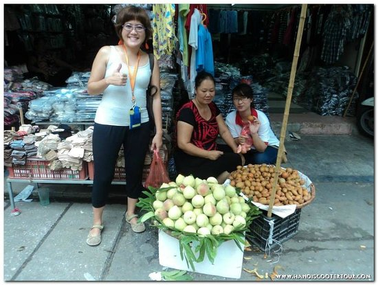 Hanoi Street Food Tour : street food tours hanoi