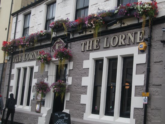 Claymore Hotel : Visited this pub in Oban on day out