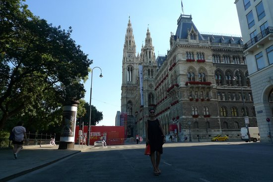 Rathaus: Венская ратуша