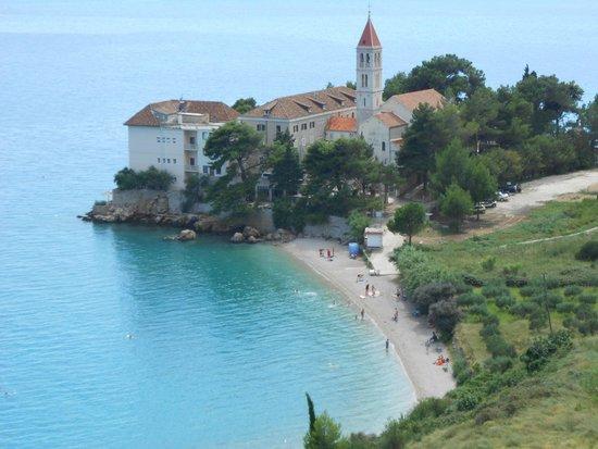 Hotel Bastina Sveti Kriz Bol: Hotel