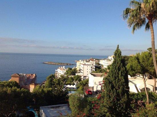 Hotel BonSol Resort & Spa: vue d'une des terrasses de la chambre