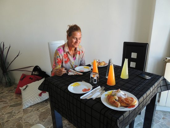 La Casa di El: Che colazione !!!