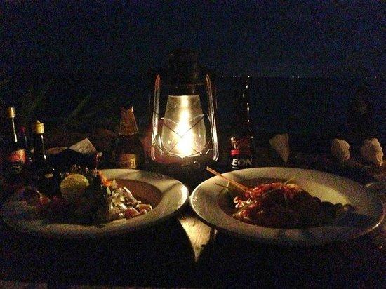 Fusion Bar & Restaurant: La nostra cena