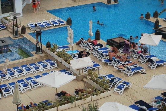 db San Antonio Hotel + Spa: pool