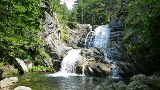 Provincia de Blagoevgrad, Bulgaria: водопад