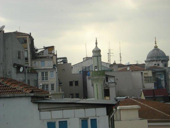 Asur Hotel: вид из номера