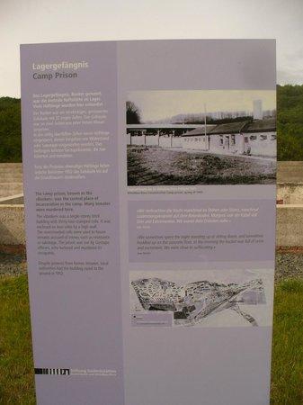 Gedenkstaette Mittelbau Dora: A description of the camp prison