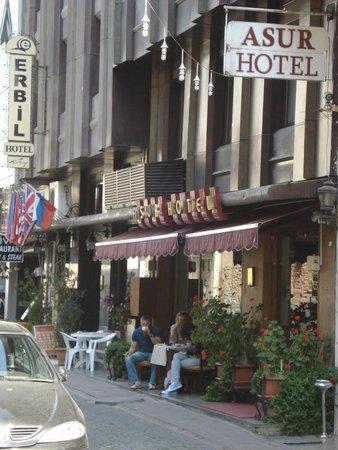 Asur Hotel: отельAsur