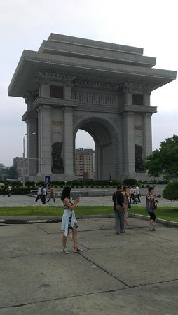 Triumphal Arch: The Arch