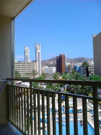 Servigroup Orange Hotel : vista desde mi balcón