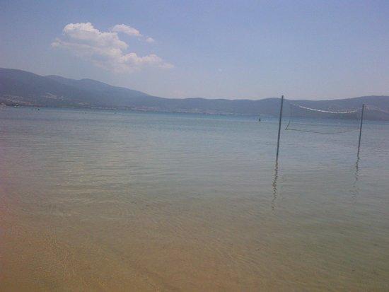 Aurum Spa & Beach Resort: пляж