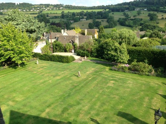 Court House Manor: View from room (Othello)