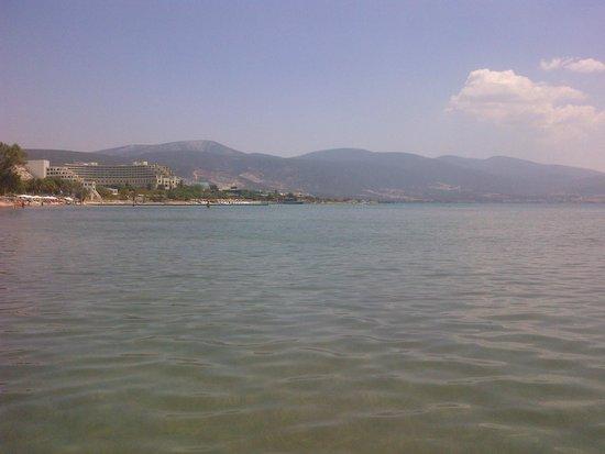 Aurum Spa & Beach Resort: море