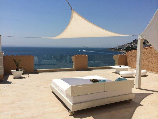 Vistabella : room terrace