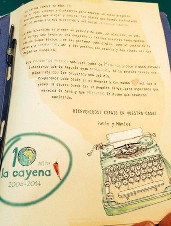 La Cayena: La storia del locale