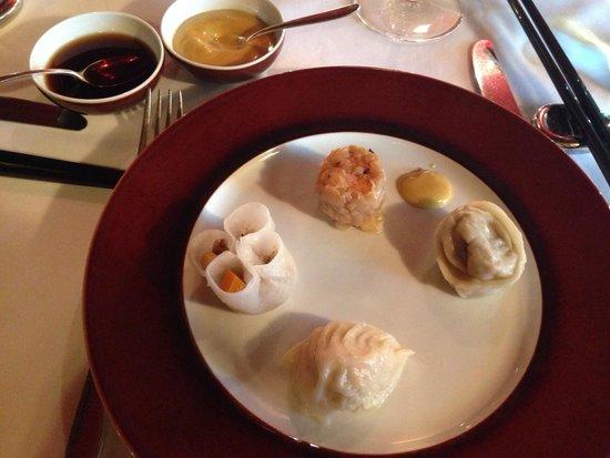 Le Tse Fung : Dumpling variety
