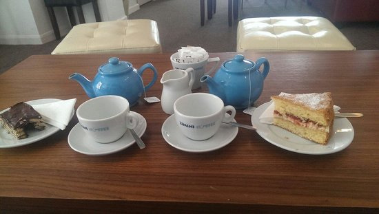 More Coffee Co: Afternoon Tea x