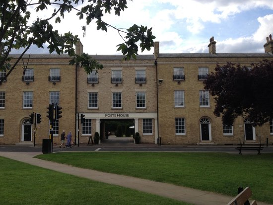 Poets House: Lovely building