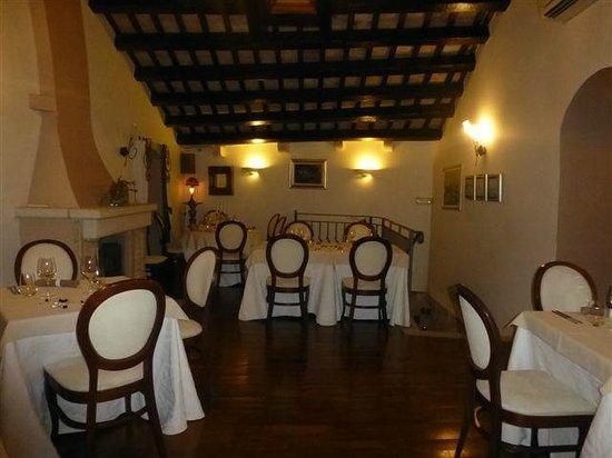 croce restaurant