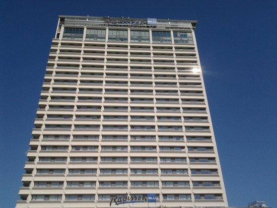 Radisson Blu Hotel Lietuva: la struttura