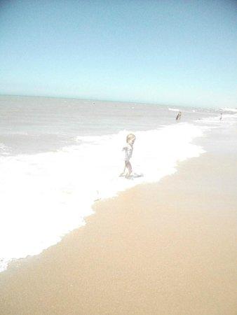 Le Clarys Plage : Fabulous beach