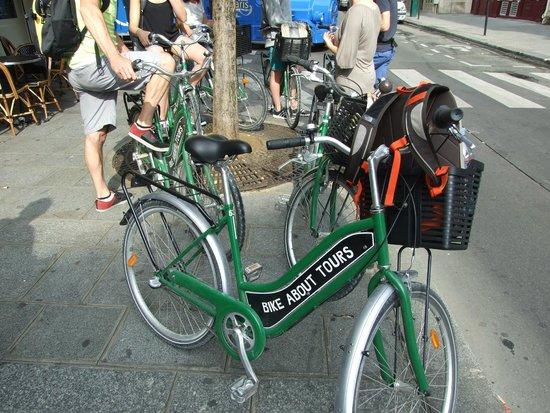Bike About Tours