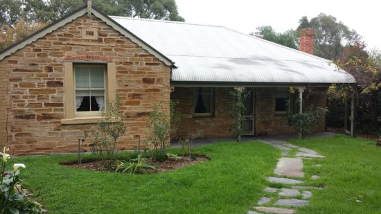 Port Willunga Cottages: A joy to behold